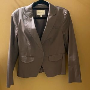 Banana Republic gray size 12 blazer